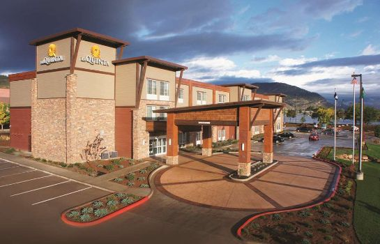 Buitenaanzicht La Quinta Inn and Suites Durango