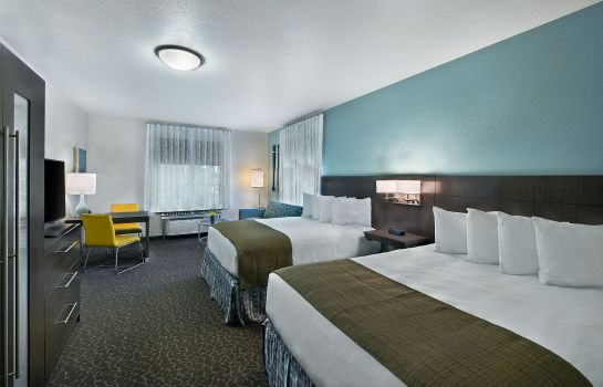 Suite Oxford Suites Bellingham