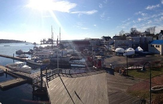 Vista esterna FISHERMANS WHARF