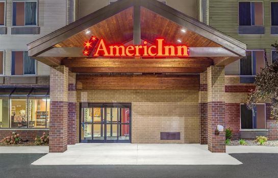Exterior view AmericInn by Wyndham New Lisbon