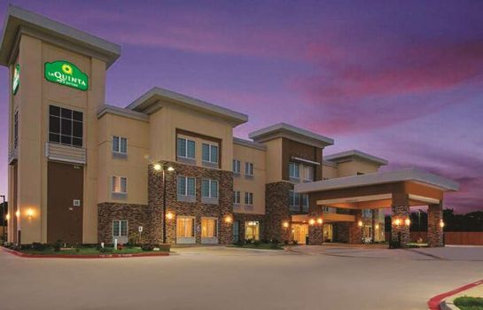 Vista esterna La Quinta Inn and Suites Luling