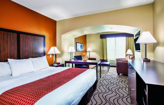 Chambre La Quinta Inn and Suites Cotulla
