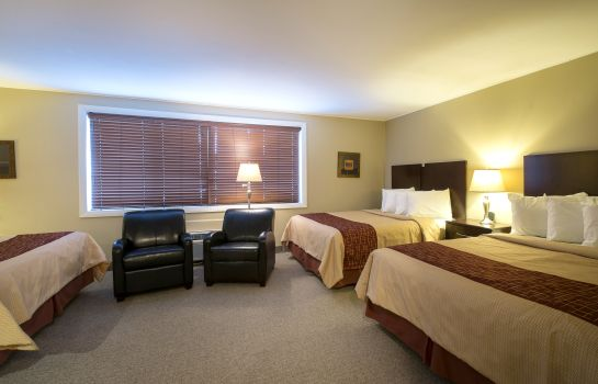 Suite Red Roof Inn and Suites Herkimer