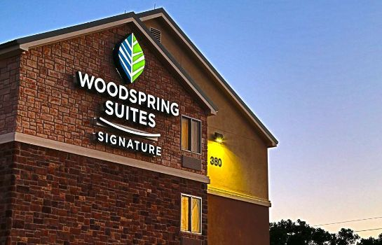 Buitenaanzicht WOODSPRING SUITES SIGNATURE LA