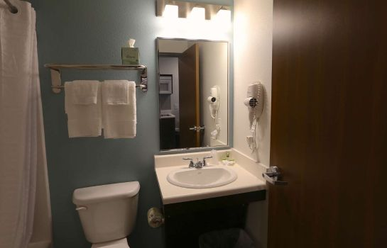 Chambre WOODSPRING SUITES SIGNATURE LA