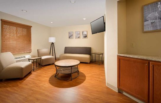 Hotelhalle WOODSPRING SUITES CHICAGO ROME
