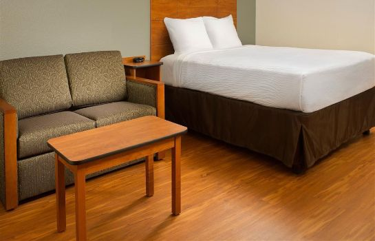 Chambre WOODSPRING SUITES OKC NW