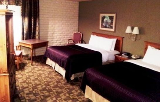 Kamers FAIRBRIDGE INN AND SUITES KALISPELL