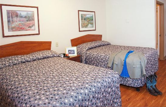 Chambre WOODSPRING SUITES OKLAHOMA CIT