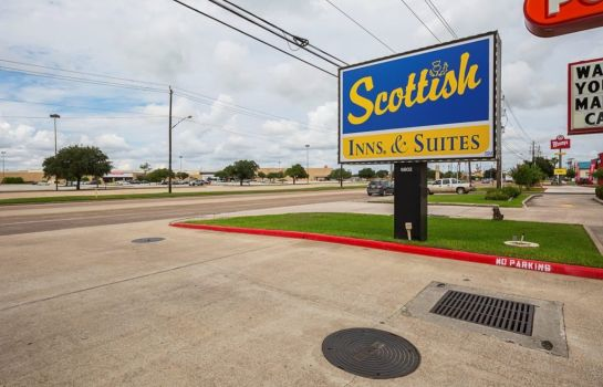 Vista exterior SCOTTISH INNS AND SUITES BAYTOWN