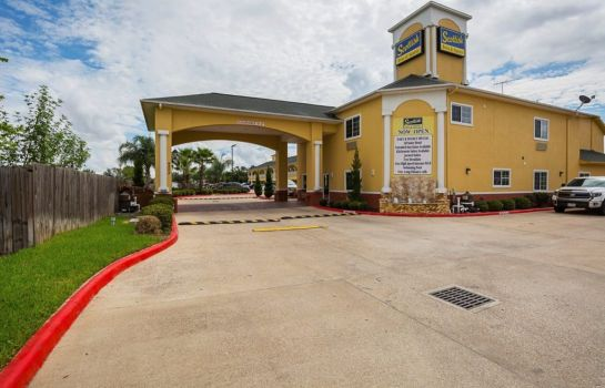 Exterior view SCOTTISH INNS AND SUITES BAYTOWN