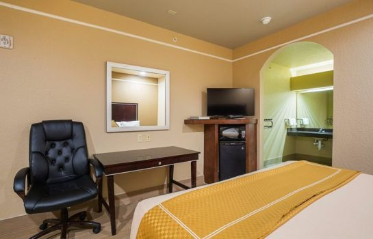 Room SCOTTISH INNS AND SUITES BAYTOWN
