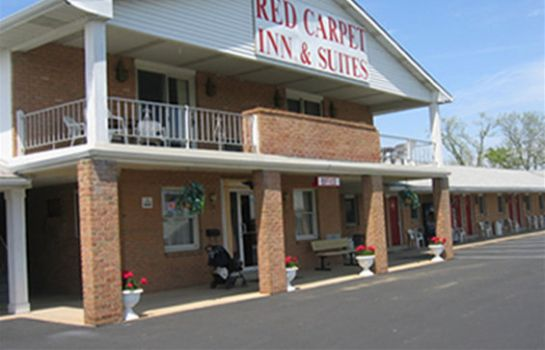 Vista exterior RED CARPET INN AND SUITES PALM