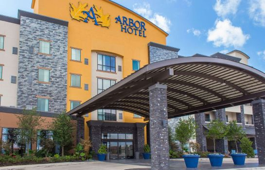 Exterior view ARBOR HOTEL AND CONFERENCE CENTER