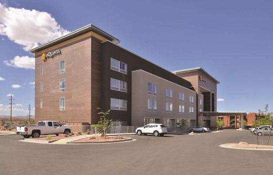 Außenansicht La Quinta Inn and Suites Page at Lake Powell