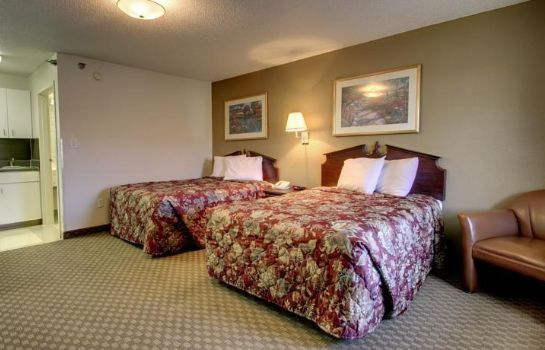Kamers SUN SUITES GREENSBORO