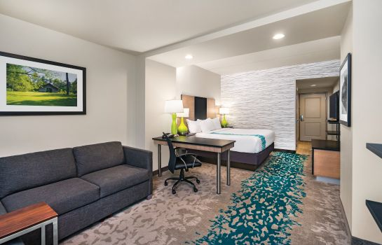 Zimmer La Quinta Inn and Suites Cleveland
