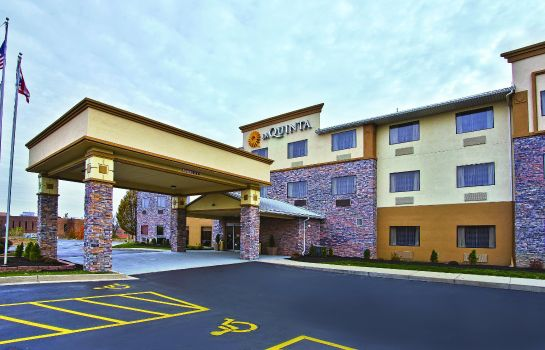 Außenansicht La Quinta Inn and Suites Fairborn Wright-Patterson