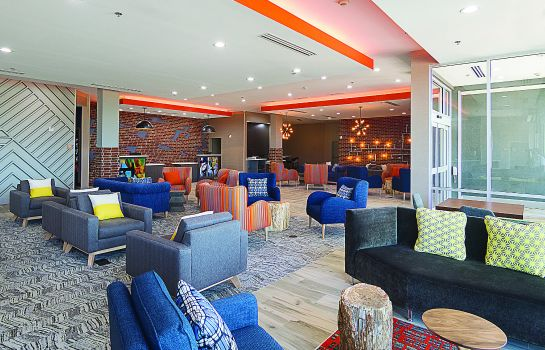 Hotelhalle La Quinta Inn and Suites Plano Legacy Frisco