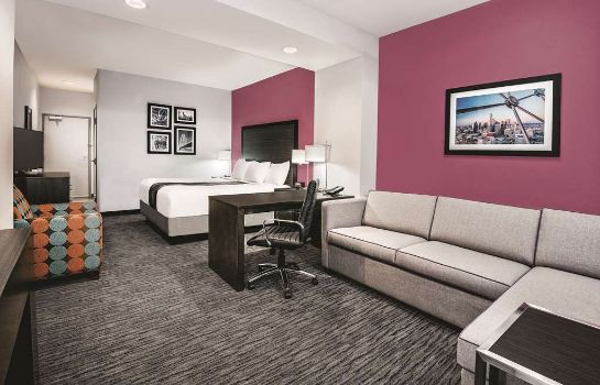 Kamers La Quinta Inn and Suites Dallas Grand Prairie North
