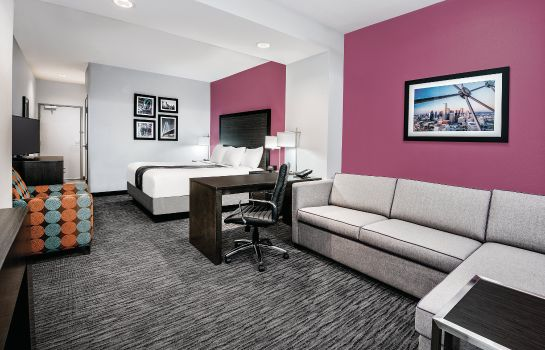 Habitación La Quinta Inn and Suites Dallas Grand Prairie North