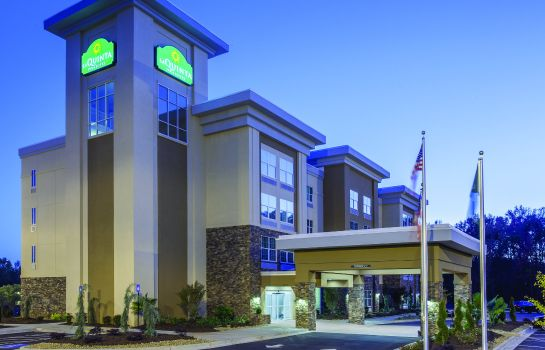 Vista esterna La Quinta Inn and Suites Forsyth