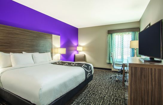 Chambre La Quinta Inn and Suites Forsyth