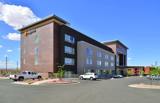 Vue extérieure La Quinta Inn and Suites Page at Lake Powell