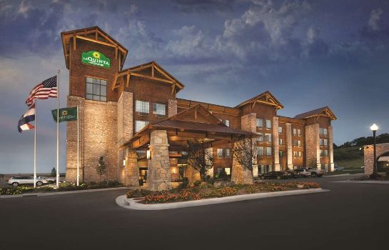 Außenansicht La Quinta Inn and Suites Branson - Hollister