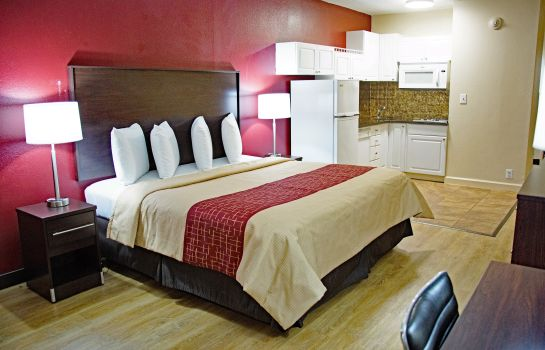 Kamers Red Roof Suites Jacksonville NC