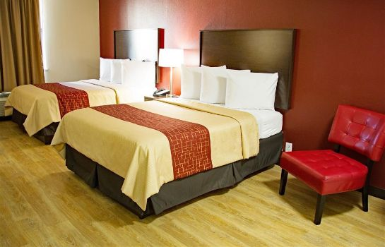 Zimmer Red Roof Suites Jacksonville NC