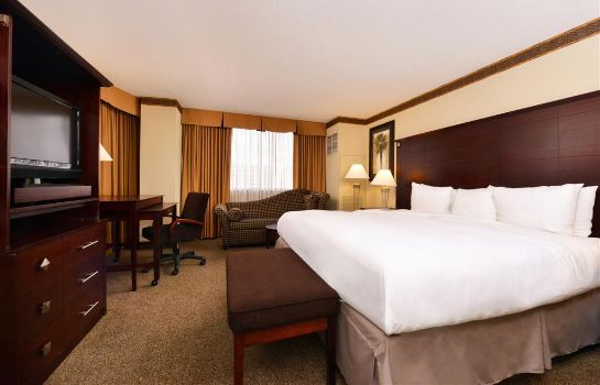 Chambre RED LION HOTEL JACKSONVILLE