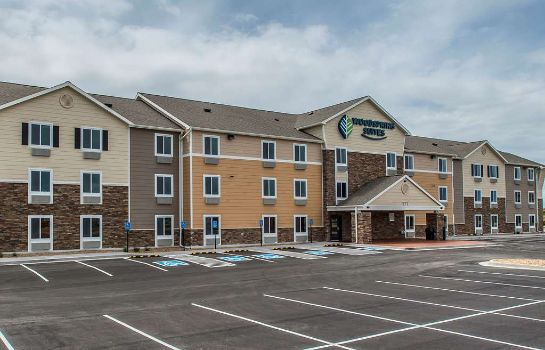 Außenansicht WOODSPRING SUITES BURLINGTON
