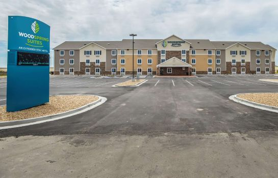 Buitenaanzicht WOODSPRING SUITES BURLINGTON