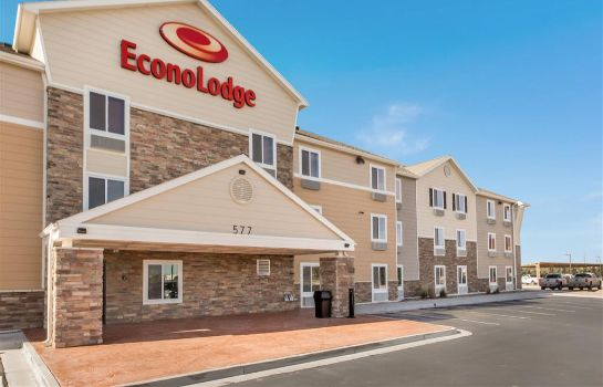 Außenansicht Econo Lodge Burlington