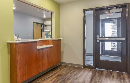 Hotelhal WOODSPRING SUITES BURLINGTON
