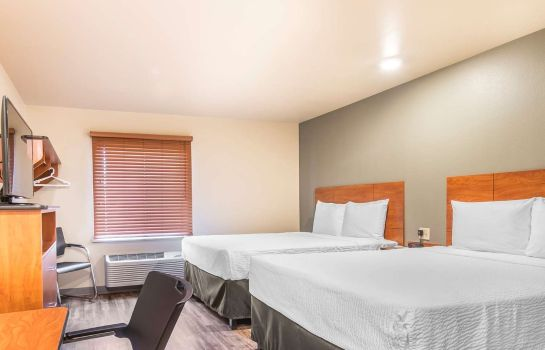 Doppelzimmer Komfort Econo Lodge Burlington