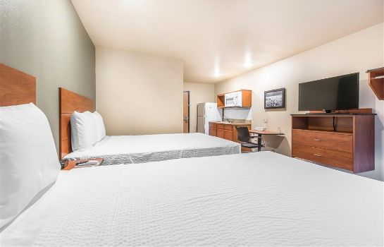 Habitación WOODSPRING SUITES BURLINGTON