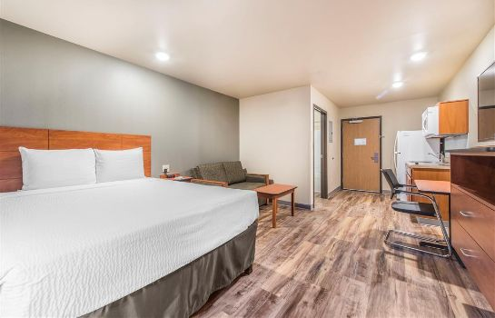 Chambre WOODSPRING SUITES BURLINGTON