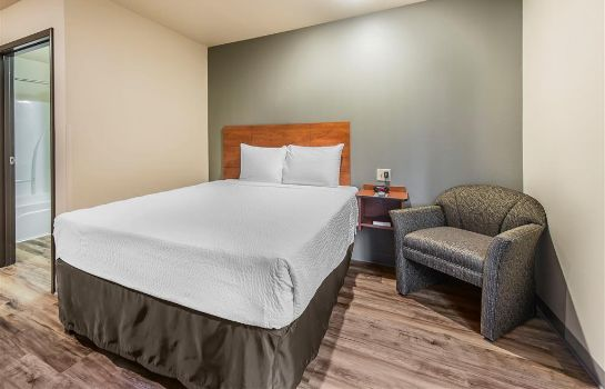 Zimmer Econo Lodge Burlington