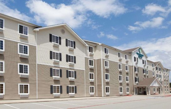 Vista esterna WOODSPRING SUITES CONROE