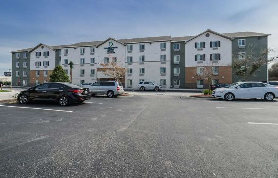 Buitenaanzicht WOODSPRING SUITES CLEARWATER