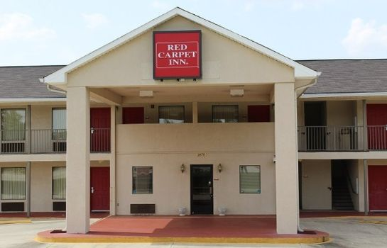 Vista exterior Red Carpet Inn Macon
