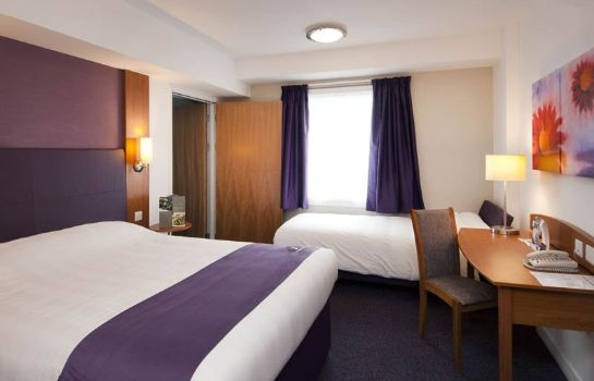 Chambre Premier Inn Ipswich South East