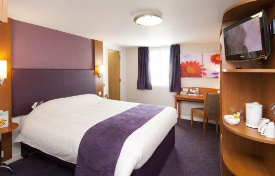 Chambre Premier Inn Leicester South (Oadby)