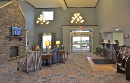 Hall GRANDSTAY HOTEL AND SUITES MO