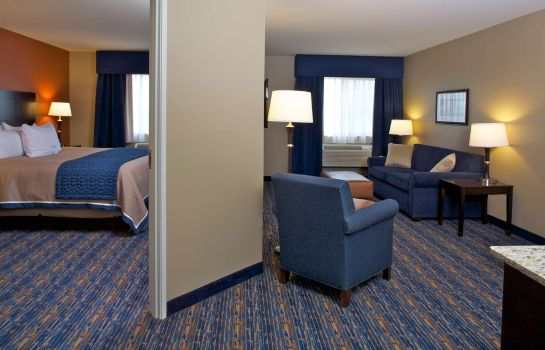 Suite GRANDSTAY HOTEL AND SUITES MO