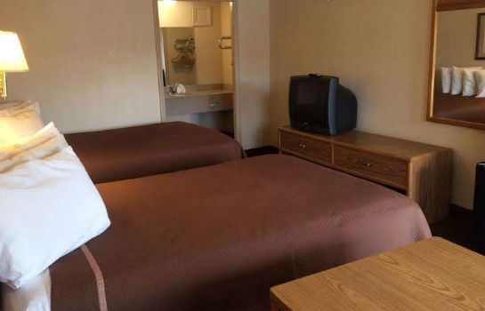 Zimmer BUDGET INN COLUMBUS WEST