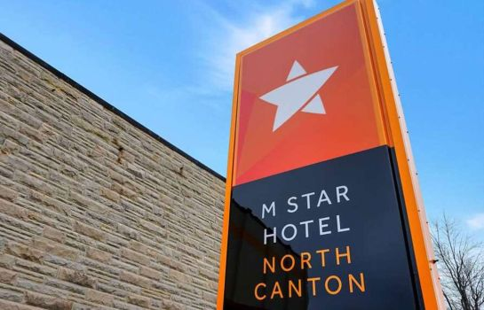 Vista exterior M STAR HOTEL NORTH CANTON