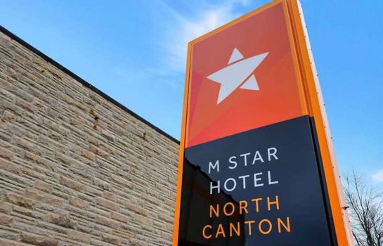 Exterior view M Star Hotel North Canton - Ha
